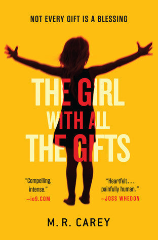 The Girl with All the Gifts - M. R. Carey Audiobook MP3 Digital