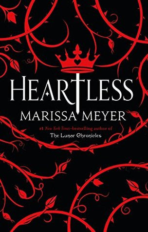 Heartless by Marissa Meyer Ebook - Books with Benefits