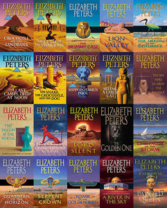 Amelia Peabody Series 1-20 by Elizabeth Peters EBOOKS - Books with Benefits