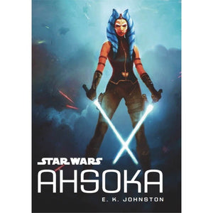 Star Wars: Ahsoka by E. K. Johnston Audiobook - Books with Benefits