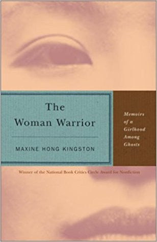 The Woman Warrior: Memoirs of a Girlhood Among Ghosts  by Maxine Hong Kingston Ebook - Books with Benefits