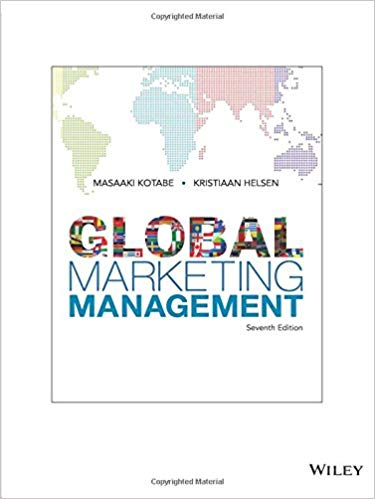 Global Marketing Management, 7th Edition  by Masaaki  Kotabe PDF - Books with Benefits