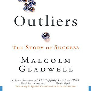 Outliers: The Story of Success by Malcolm Gladwell Audiobook MP3 - Books with Benefits