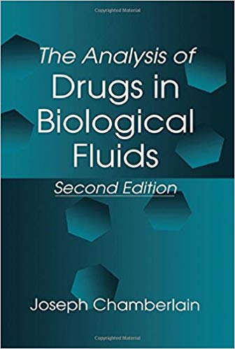 The Analysis of Drugs in Biological Fluids 2nd Edition by Joseph Chamberlain PDF