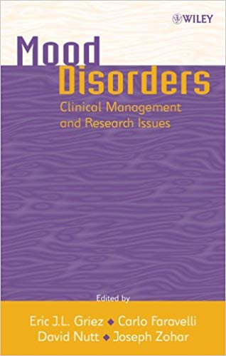 Mood Disorders: Clinical Management and Research Issues   by Eric J. L. Griez PDF