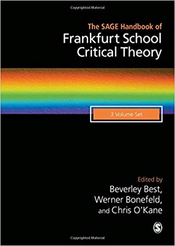 The SAGE Handbook of Frankfurt School Critical Theory 1st Edition by Beverley Best PDF