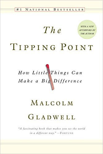 The Tipping Point: How Little Things Can Make a Big Difference  by Malcolm Gladwell Ebook