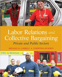 Labor Relations and Collective Bargaining 10th Edition PDF - Books with Benefits