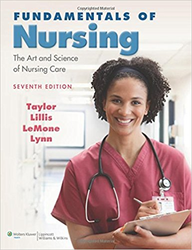 Fundamentals of Nursing: The Art and Science of Nursing Care Seventh by Carol R. Taylor PDF