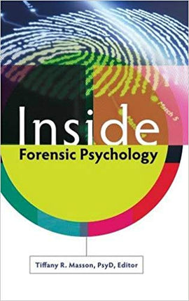 Inside Forensic Psychology  by Tiffany R. Masson PDF