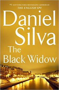 The Black Widow (Gabriel Allon) by Daniel Silva Ebook - Books with Benefits