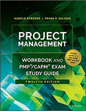 Project Management Workbook and PMP / CAPM Exam Study Guide 12th Edition by Harold Kerzner PDF