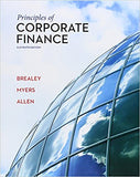 Principles of Corporate Finance 11th Edition by Richard A Brealey PDF