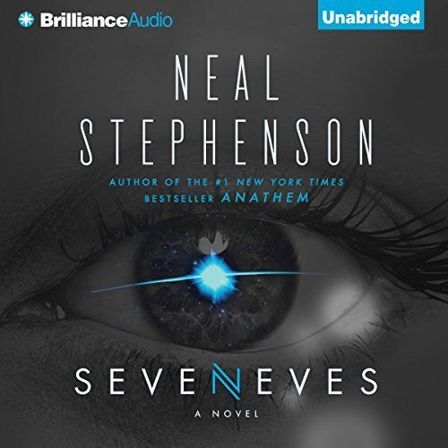 Seveneves - Neal Stephenson Audiobook MP3 - Books with Benefits