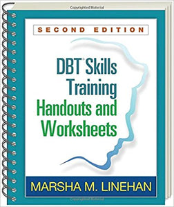 DBT Skills Training Handouts and Worksheets, Second Edition  by Marsha M. Linehan PDF - Books with Benefits