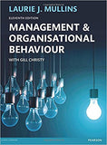 Management and Organisational Behaviour, 11th Edition by Laurie Mullins PDF