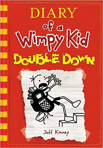 Diary of a Wimpy Kid # 11: Double Down  by Jeff Kinney Ebook