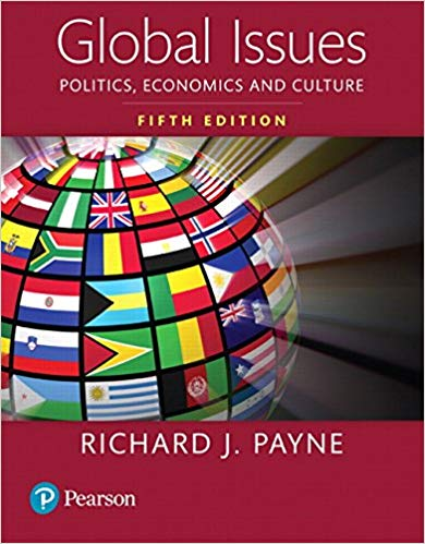 Global Issues,  5th Edition by Richard J. Payne PDF - Books with Benefits