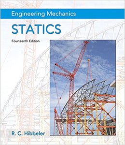 Engineering Mechanics: Statics 14th Edition by Russell C. Hibbeler PDF - Books with Benefits