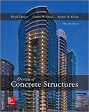Design of Concrete Structures 15th Edition by David Darwin PDF