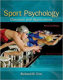 Sport Psychology: Concepts and Applications 7th Edition by Richard H Cox PDF