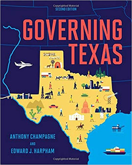Governing Texas Second Edition by Anthony Champagne PDF