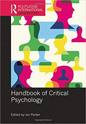 Handbook of Critical Psychology 1st Edition by Ian Parker PDF