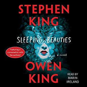Sleeping Beauties by Stephen King Audiobook - Books with Benefits