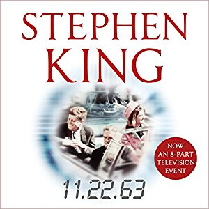 11/22/63 by Stephen King Audiobook - Books with Benefits