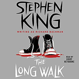 The Long Walk  by Stephen King Audiobook - Books with Benefits
