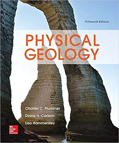 Physical Geology 15th Edition by Charles (Carlos) C Plummer  PDF - Books with Benefits