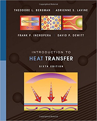 Introduction to Heat Transfer 6th Edition by Theodore L. Bergman PDF - Books with Benefits