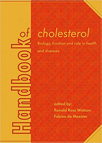 Handbook of Cholesterol: Biology, Function and Role in Health and Diseases   by Ronald Ross Watson PDF - Books with Benefits
