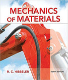 Mechanics of Materials  10th Edition by Russell C. Hibbeler PDF