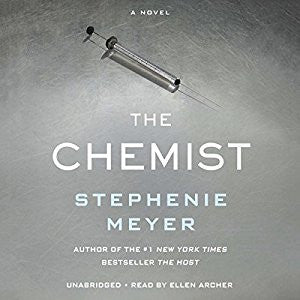 The Chemist - Stephenie Meyer Audiobook MP3 - Books with Benefits