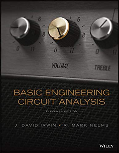 Basic Engineering Circuit Analysis 11th Edition by J. David Irwin  PDF - Books with Benefits