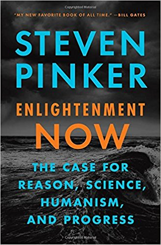 Enlightenment Now: The Case for Reason, Science, Humanism, and Progress by Steven Pinker Ebook - Books with Benefits