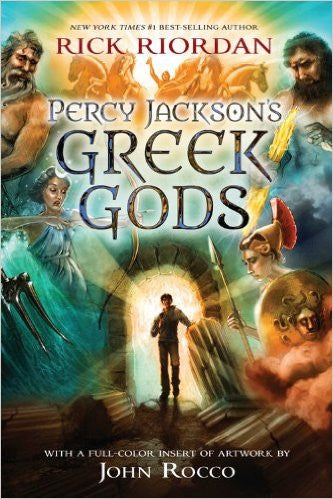 Percy Jackson's Greek Gods by Rick Riordan Ebook