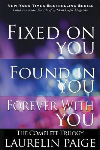 The Fixed Trilogy (Fixed Series) by Laurelin Paige Ebook