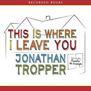 This is Where I Leave You - Jonathan Tropper Audioobook MP3 - Books with Benefits