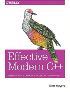 Effective Modern C++: 42 Specific Ways to Improve Your Use of C++11 and C++14 1st Edition by Scott Meyers  PDF - Books with Benefits