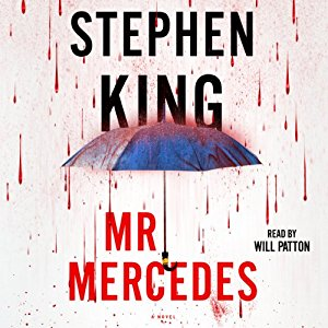 Mr. Mercedes by Stephen King Audiobooks - Books with Benefits