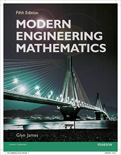 Modern Engineering Mathematics 5th 5E Glyn James PDF - Books with Benefits
