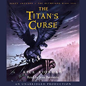 The Titan's Curse (Percy Jackson and the Olympians, Book 3) by  Rick Riordan Audibook MP3 - Books with Benefits