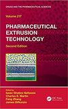 Pharmaceutical Extrusion Technology  2nd Edition by Isaac Ghebre-Sellassie PDF