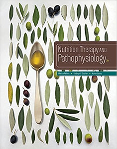 Nutrition Therapy and Pathophysiology 3rd Edition by Marcia Nelms PDF - Books with Benefits