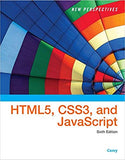 New Perspectives on HTML5, CSS3, and JavaScript 6th Edition by Patrick M. Carey  PDF