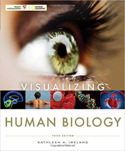 Visualizing Human Biology 3rd Edition by Kathleen A. Ireland PDF