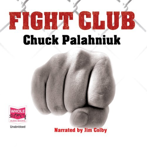 Fight Club by Chuck Palahniuk Unabridged Audiobook - Books with Benefits