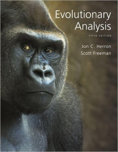 Evolutionary Analysis  5th Edition by Jon C. Herron PDF